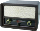 Roadstar HRA-1410 Retro Design Radio Vintage