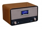 Roadstar HRA-1786D+BT Retroradio mit Bluetooth & DAB, CD/MP3, USB