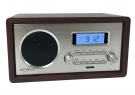 Reflexion HRA1250 Retro Design Radio in Wood