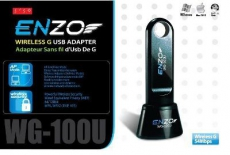 Enzo WG-100U Wireless G USB-Adapter