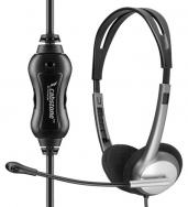 CAB Headset HS-100 Kopfhörer mit Mikrophone