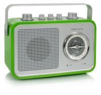 tangent UNO2GO Retro Transistorradio portable in Grün