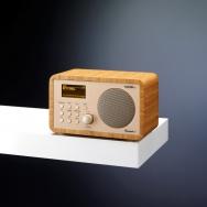 Sailor Concerto 7 Retro Wi-Fi Internet & DAB+ Radio Bambus