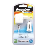 Energizer 3 in 1 Lader Pack mit Lightning Stecker für iPhone5
