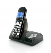 Grundig Elya A (sp) Schnurlos Telefon mit Anrufbeantworter