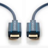 Aktives HDMI Kabel mit Ethernet, 35m + Signalverstärkung Full HD/3D-TV