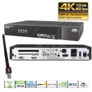 Formuler S Turbo 4K Ultra HD Satellite - IPTV Receiver
