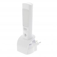 hq Orientierungs LED-Licht 2 in 1 Orientierungsleuchte und Taschenlampe