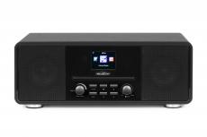 Reflexion HRA19INT Internet/DAB+/DAB/UKW-Radio mit Bluetooth, MP3/CD, AUX-IN