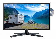 Reflexion LDDW22i Smart LED TV mit DVD Player und Triple Tuner (DVB-S2/C/T2 HD) für 12/24/230V