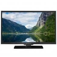 Alphatronics SL-24 DSBAI+ mit Triple Tuner, DVD Player und Smart TV für 12/24/230V