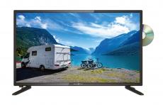 Reflexion LDD2420 mit DVB-S2/C/T2 & DVD-Player für 12/230V WoMo Caravan