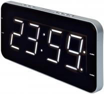 Reflexion CLR32 Uhrenradio mit großer Anzeige und schlankem Design