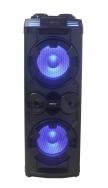 Reflexion PS20BT Mobile Discosoundmaschine, Jumbo Bluetooth Lautsprecher mit Radio, Bluetooth, USB, TWS und AUX-IN