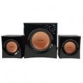 2.1 Lautsprecherset mit Fernbedienung CMP-SP26