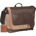 Case Logic TKM-15F Braun Messenger Tasche