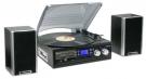 Roadstar TTR-8632UCEK Plattenspieler mit Encoding, Cassette und Lautsprecher