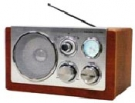 Roadstar HRA-1200 Retro Design Radio