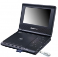 Roadstar DVD-7300US Portable DVD Player