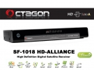 Octagon SF-1018 HD Alliance Linux Twin GRATIS WLAN