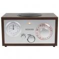 Retro Radio TR120 mit Uhr