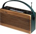 Roadstar TRA-1967 Grün Retro Radio Vintage