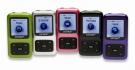 Denver MPG-1024C MP4 MP3 Player mit TFT Display Pink