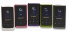 Denver MPG-4019C PLL MP3 MP4 Player mit 4GB Silber