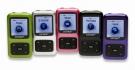 Denver MPG-1024C MP4 MP3 Player mit TFT Display Lila