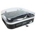 USB Plattenspieler mit Encoding und Lautsprecher