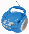 Roadstar CDR-4500U CD / MP3 / USB Boombox Blue