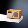 Sailor Concerto 7 Retro Wi-Fi Internet & DAB+ Radio Bambus