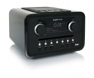 tangent ALIO DAB+/CD Retro FM Radio in Schwarz
