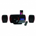 Logic3 i-Station Combo mit CD Radio und Docking Station für iPhone/iPod