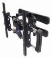 Vollbeweglicher Wandhalter HP10-2 für LCD Plasma Fernseher