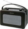 Roadstar TRA-1958/BK Retro Portable Radio