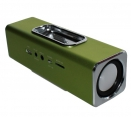 MusicMan Docking Stereolautsprecher/Soundstation Grün