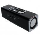 MusicMan Docking Stereolautsprecher/Soundstation Schwarz