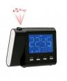 Reflexion CLR-2645P Uhrenradio mit Dual Alarm und Projektion