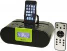 Roadstar HRA-500IP gr mit Docking Station und Radio Wecker