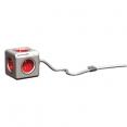 Powercube Extended mit 1,50 m Kabel und 5 Steckdosen