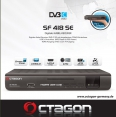 Octagon SF 418 SE SD 1x Conax DVB-C Kabel Receiver