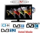 Reflexion LDD-2756 mit DVB-S2 Tuner und DVD Player