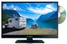 Reflexion LDDW160 mit DVB-S2 / DVB-T2 und DVD Player für 12/230V Betrieb
