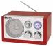 Roadstar HRA-1200/RD Retro Design Tischradio