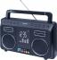 Roadstar TRA-800BT Stereo Bluetooth Radio mit eingebautem Li-Ionen-Akku