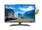 Reflexion LDDW200 mit 50 cm, LED-TV mit integrierter DVD-Player und DVB-S2/C/T2 HD Tuner für 12/24/230V