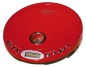 Roadstar PCD-495MP Rot Tragbarer CD MP3 Player