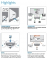 Philips Screeneo Smart LED-Projektor HDP1590