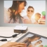 Philips PicoPix 3410 Taschenprojektor mit MP4 Player und Akku